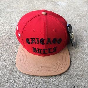 Pro Standard Chicago Bulls Strapback